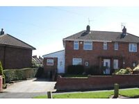 Beautiful 2 bedroom house with gorgeous garden, spacious living
