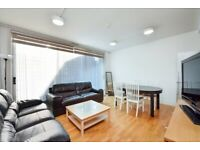 Converted Quality Top 2DBed Flat BathShower Open Plan Doors Balcony Parking Gardens NearTubeBusShops