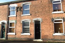 2 bed house in Riddings, available June 2018 - £500pcm
