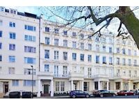Double studio apartment in this period conversion property in Leinster Gardens, Bayswater, W2