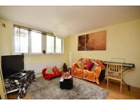 SW9 SPACIOUS ONE BED WITH SEPARATE STUDY AND LOUNGE AVAIL LATE SEP NEAR OVAL TUBE ONLY £345