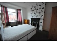 Dbl room in 5 bed house share