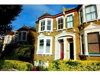 Amazing huge Victorian house in New Cross (ONLY FOR FAMILIES) available now 5 min from Station!