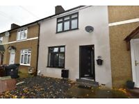 3 bed terraced house to rent Standfield Rd Dagenham RM10 Part dss with homeowner & working gurantor