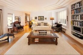 Exceptional 2400sqft 4 Bedroom Flat - 2 Reception rooms - Private Garden - Exclusive Location SW6