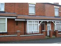 Recently refurbished 3 bedroom house to let great lever bolton BL3