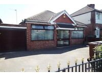 2 Bed Bungalow **AVAILABLE NOW**
