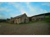Wanted farm barn buildings land and or cottage