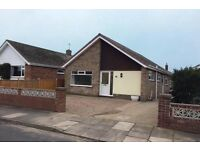 3 bed detached bungalow. Off road parking. Completely refurbished. Conservatory.