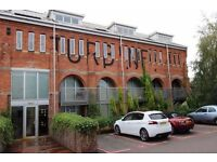 two bedroom duplex luxury flat in Electric Wharf, furnished, secured premises, allocated parking