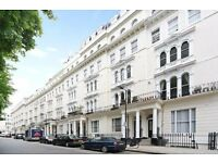 Large mezzanine studio with bills incl in prime location, Kensington Gardens Square, Bayswater, W2