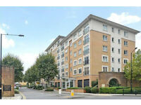 Canary Wharf E14. Large & Modern 1 Bed Furnished Flat in Popular Development + Parking