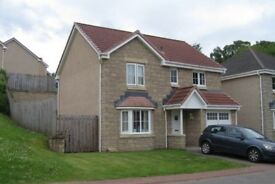 4 bed detached house for sale. Westhill Inverness.