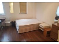 Studio flat in Chelsea, furnished and all inclusive.