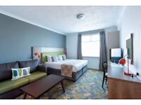 Long term room in a hotel, great deal! Instead of studio flat or room! Must be seen