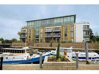 Riverside Development in Brentford! Modern One Double Bedroom Apartment for Rent & Available Now
