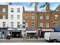 Bright Studio in Fitzrovia to let, short term or long term available