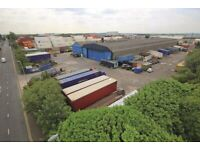 41,019sq.ft (3,810sq.m) Industrial Workshop / Warehouse with Gantry Craneage (375KVA) - 7.7m Eaves