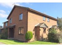 1 bedroom house with allocated parking AVAILABLE NOW