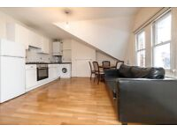 ONE BED NEXT TO CLAPHAM NORTH TUBE PERFECT FOR SINGLE PROFESSIONAL READY TO MOVE SOON ONLY £280pw