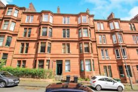 Large 2 bed flat to let in desirable Townhead Terrace next door to UWS campus and town centre