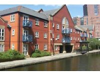 Great double bedroom in Piccadilly Basin share- No bills, no parking included.