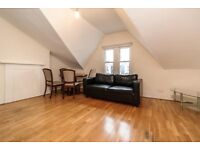 SW9 Top floor conversion one bedroom flat in Clapham north READY TO MOVE IN July only £280 pw