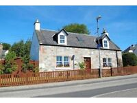 Beautiful 3 bed cottage for sale in Munlochy.