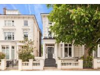 Beautiful 4 bed 3 bath 2 reception 1 study apartment with private terrace over 2 floors Belsize Park