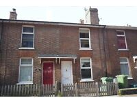 Two bedroom mid terrace house in centre of town.