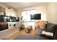 FURNISHED LARGE STUDIO FLAT IN PERIVALE UB6 , DSS WELCOME .