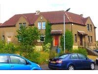Kilmarnock - 3 bedrooms front door house for let.