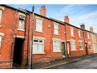 3 Bedroom House to Rent Partly Furnished - Sturton Road, Pitsmoor, Sheffield, S4