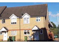 Lovely spacious three bedroom house with garden in Beckton E6