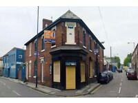 Retail premises to let, Stringes Lane, Willenhall WV13. 100-200sqft