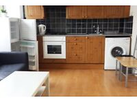 One bedroom flat in Kings Cross 1 min to underground and overground Stations.