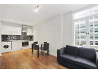 Large one bedroomed property in the heart of Marylebone. Right above Euston station -great transport