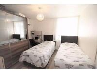 Fantastic Twin in Perfect Location, just 4 min away from CENTRAL LINE.85£/w per person.