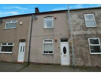 2 bed terrace house to rent