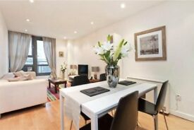 Spacious, furnished 2 bed flat in Brixton. Courtenay House.