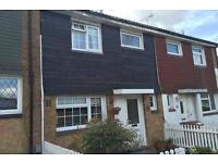 3 BEDROOM MID-TERRACED HOUSE WITH LANDSCAPED GARDEN AND AIR-CON IN BED 1