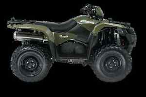 KING QUAD 500 - NON POWER STEERING $39/WEEK OR $7999 ONSALE NOW