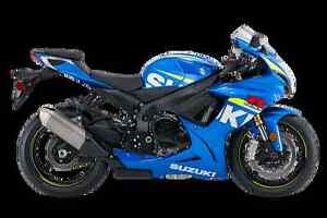 This GSX-R750 is Perfect