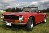 TR6 in Excellent Condition