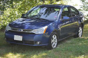 2008 Ford Focus: Bluetooth Leather