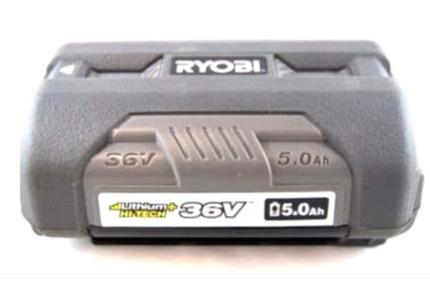 RYOBI*36V  5.0ah Lithium ION Battery