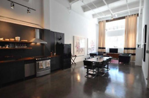 Looking For Creative Start-Up To Share Badass Loft Office