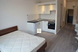 ***** Very Spacious Brand New Studio Flat available immediately *****