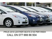 PCO CARS HIRE RENT TOYOTA PRIUS £95 PER WEEK