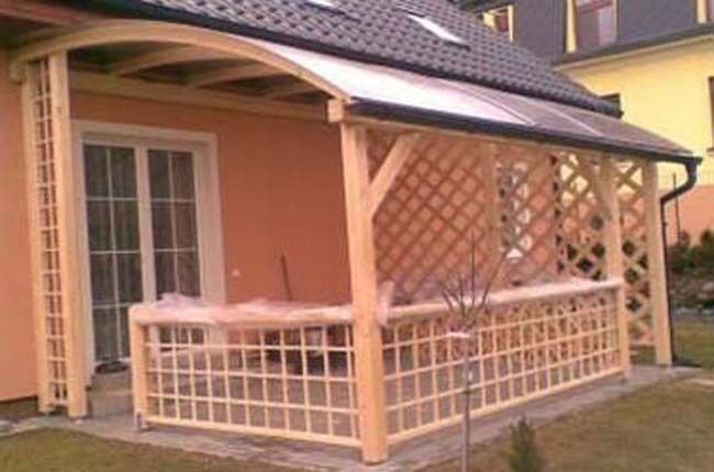 carport bausatz carport holz bogencarport terrassen berdachung leimholzbogen eur. Black Bedroom Furniture Sets. Home Design Ideas
